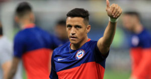 Alexis Sanchez could soon be on his way to Inter Milan.