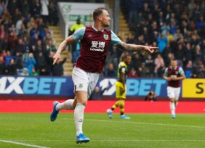 Ashley Barnes has enjoyed an impressive start to the season with Burnley and he has backed himself to continue to improve.