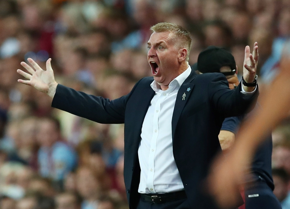 "Dean Smith says Aston Villa showed their ""togetherness"" in getting the better of Everton on Friday and now wants them to kick on."