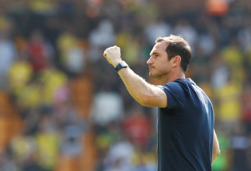 Frank Lampard has had to deal with a host of injury problems.