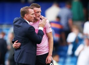 Brendan Rodgers could guide Leicester into the top four this season.