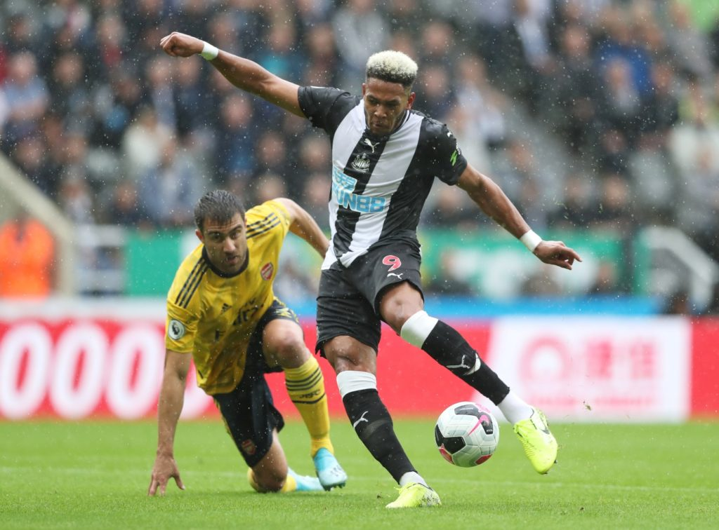 Newcastle's club-record signing Joelinton made his Premier League debut on Sunday and there is reason for supporters to be optimistic.