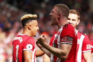 """Sheffield United hero John Lundstram says the club's home form will be """"vital"""" to their hopes of Premier League survival."""