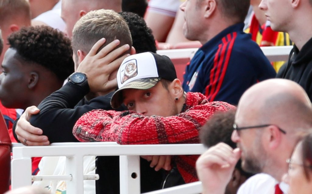 Mesut Ozil's agent has reportedly ruled out the possibility of the Arsenal playmaker leaving to join MLS side DC United, or anyone else, this summer.