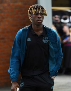 Moise Kean is on the radar of AC Milan.