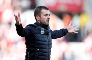 Nathan Jones has called on his Stoke side to turn their form woes around and upset Championship leaders Leeds on Saturday.