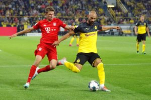 Omer Toprak has departed Borussia Dortmund to join Bundesliga rivals Werder Bremen on a season-long loan with a view to a permanent deal.