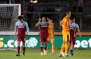 West Ham new boy Pablo Fornals has challenged his side to extend their winning run when they host Norwich on Saturday.