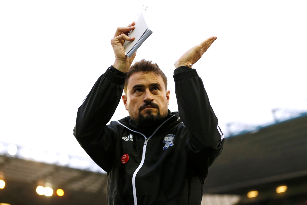 Head coach Pep Clotet believes Birmingham City have enough attacking options to cope with any injuries to their two recognised strikers.