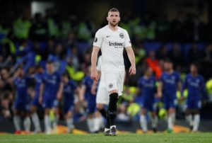 Eintracht Frankfurt boss Adi Hutter has issued an ultimatum to Ante Rebic, who is reportedly keen to secure a move away from the club.