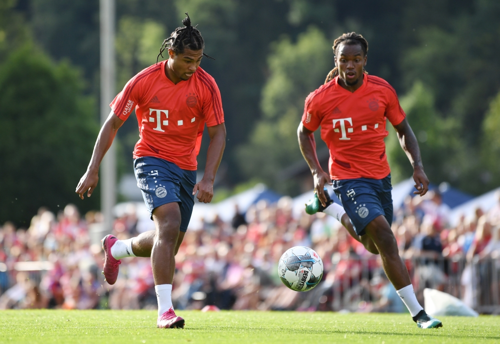 Renato Sanches left Bayern Munich for Lille.