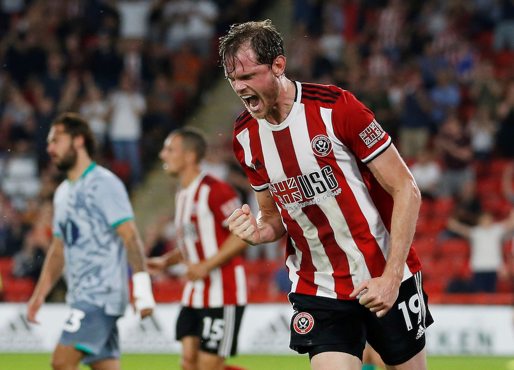 Sheffield United survived a late Blackburn Rovers fightback to edge the Carabao Cup second round tie 2-1 at Bramall Lane.