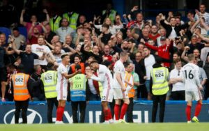 A second-half fightback by Sheffield United saw them come from two goals down to claim a share of the spoils as they shocked Chelsea at Stamford Bridge.
