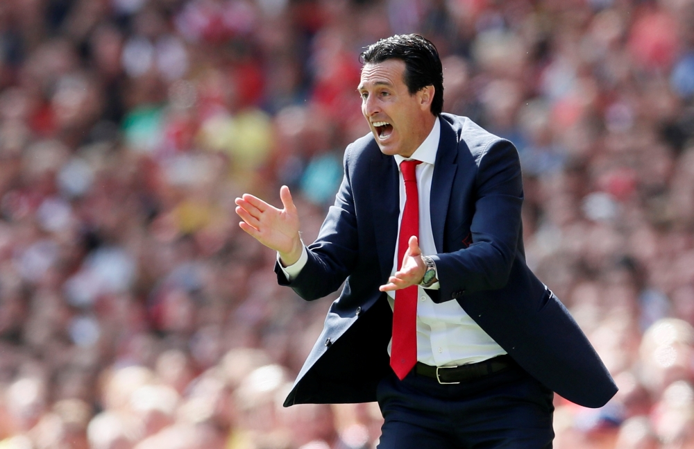 Unai Emery says Arsenal's past performances against Liverpool at Anfield should have no bearing on the outcome of Saturday's meeting.