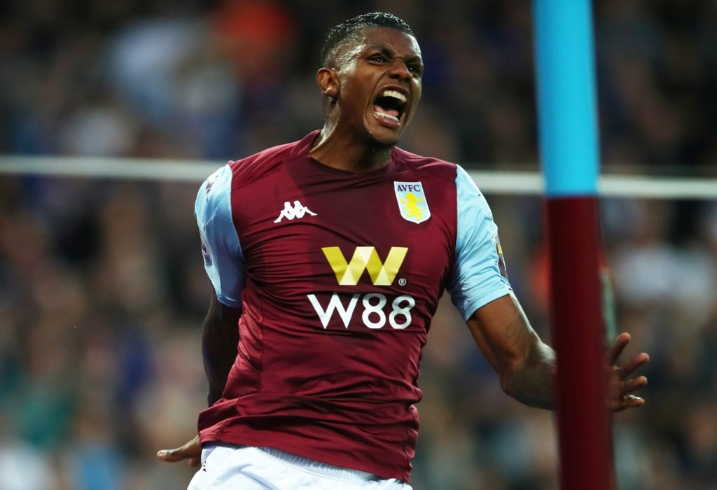"""Dean Smith says it is too early to place Aston Villa's survival hopes on Wesley's shoulders, despite him being a """"real player""""."""