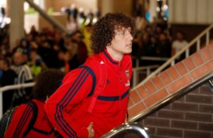 David Luiz wants to take Arsenal back into the big time.