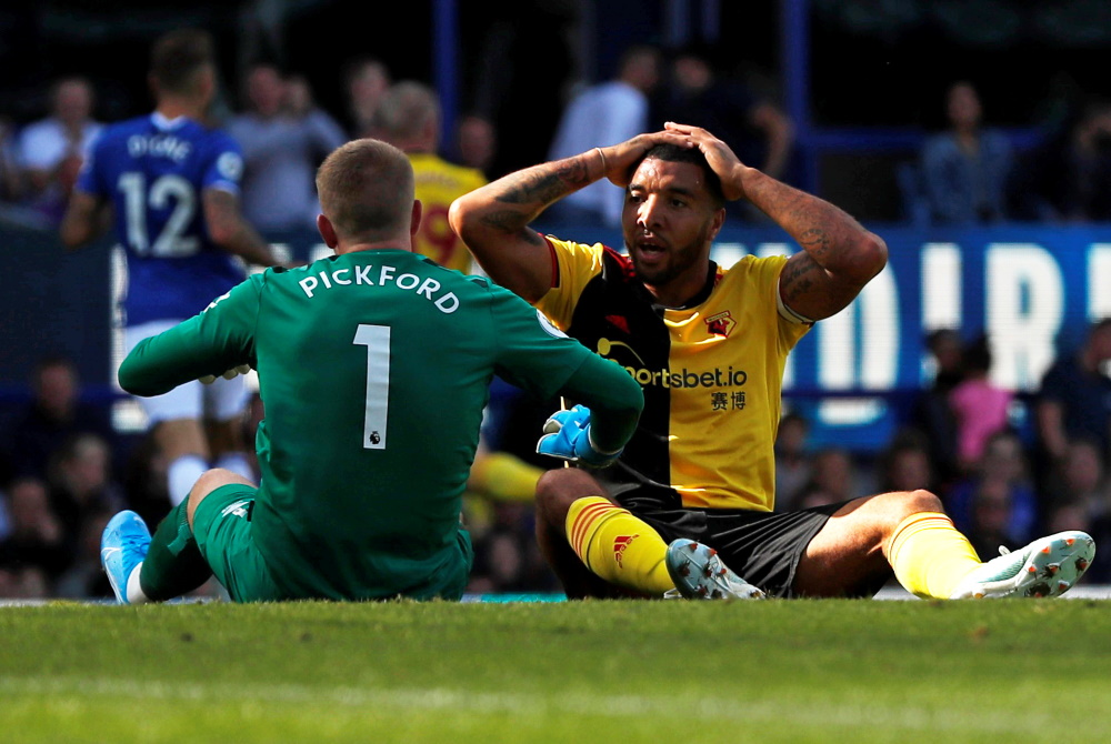 Watford boss Javi Gracia will have to do without captain Troy Deeney for Saturday's visit of West Ham after he was ruled out through injury.