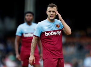 Jack Wilshere was contemplating retirement in 2016, but could he now have one eye on a future England recall having scored his first goal for West Ham?