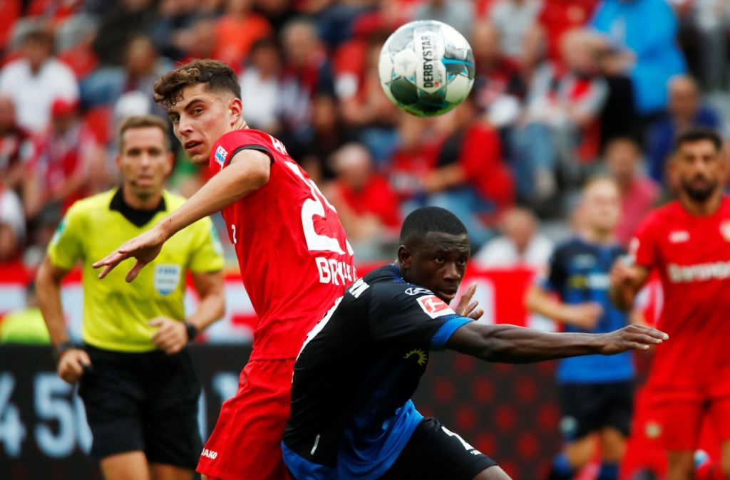Kai Havertz is wanted by Europe's top clubs