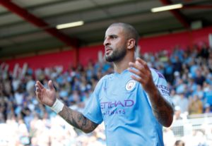 Pep Guardiola has challenged Kyle Walker to play his way back into the England squad and Phil Foden to be more assertive in his quest for first-team football.