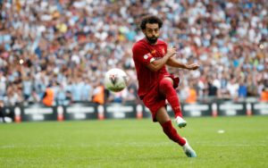 Liverpool forward Mohamed Salah has reaffirmed his commitment to the club after being linked with a switch away.