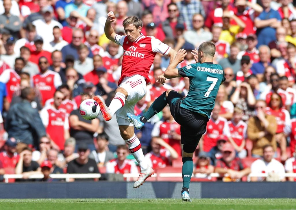 Nacho Monreal has left Arsenal after signing a two-year contract with Spanish La Liga outfit Real Sociedad, while Mohamed Elneny has joined Besiktas on loan.