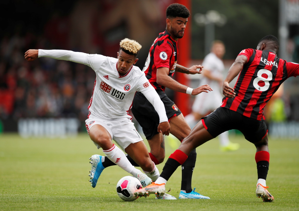 Manager Chris Wilder has been boosted by the news Callum Robinson has recovered from injury in time for Sheffield United's home game against Leicester City.