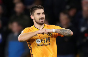 Ruben Neves is wanted by Inter.