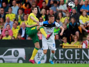Norwich boss Daniel Farke has admitted that Timm Klose could be facing up to 12 months on the sidelines with the knee injury he suffered at Crawley.