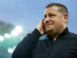 Gladbach sporting director Max Eberl believes Marcus Thuram benefited from a rest following the 2-1 win over Fortuna Dusseldorf.