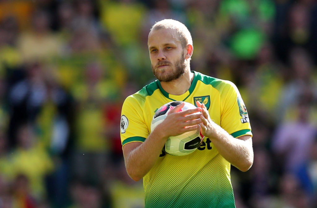 Norwich striker Teemu Pukki says it is an honour to be named the Premier League Player of the Month for August.