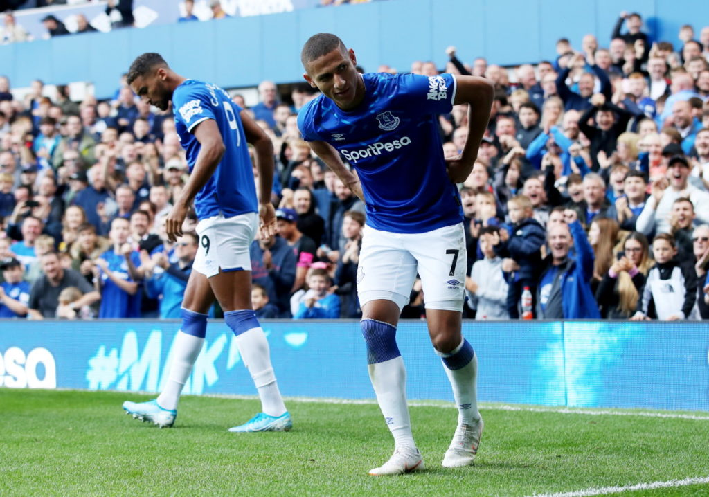Everton boss Marco Silva has backed Richarlison to improve further after his double in Sunday's 3-2 win over Wolves.