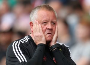 Sheffield United boss Chris Wilder concedes he learned a lot about his fringe players in watching them go down 1-0 to Sunderland in the Carabao Cup.