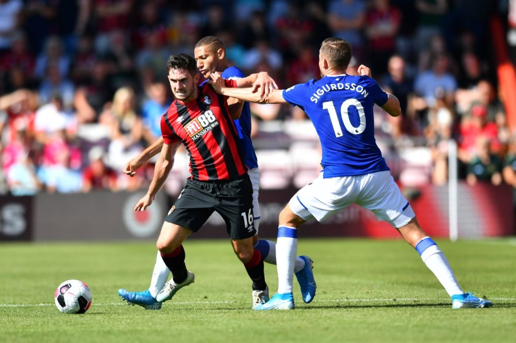 Bournemouth boss Eddie Howe has backed Cherries midfielder Lewis Cook to win his England place back after making his return from injury for the first team.