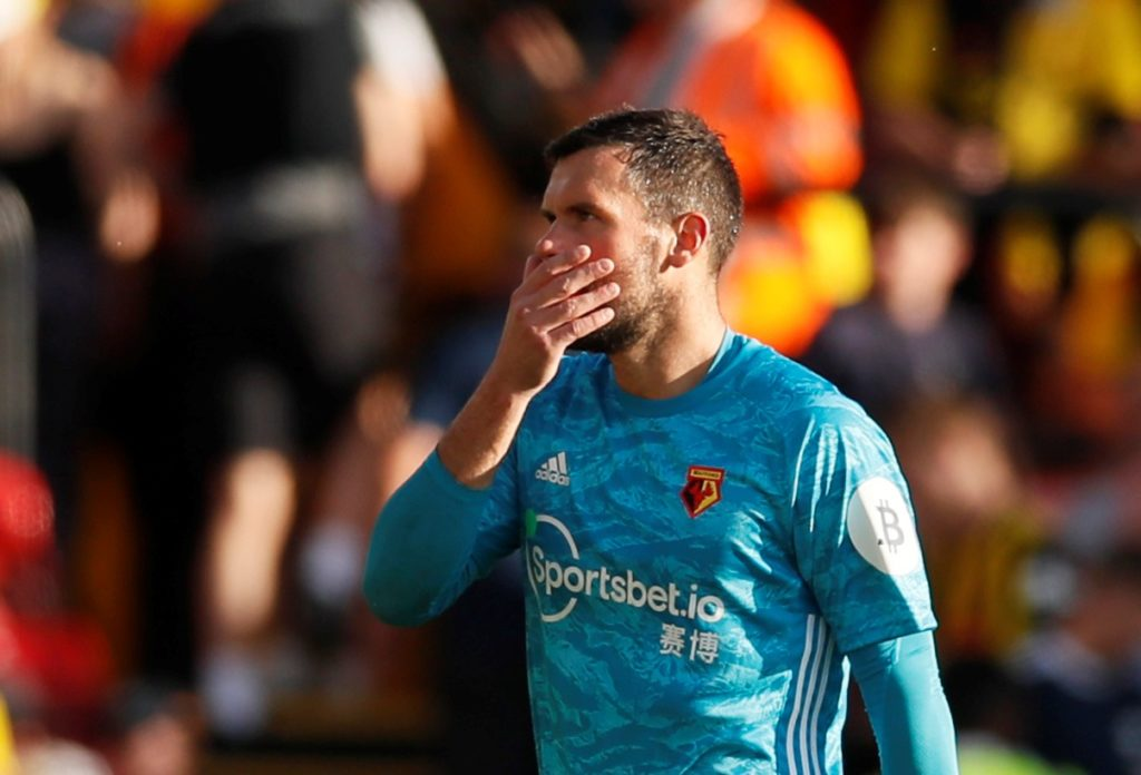 Watford goalkeeper Ben Foster believes it is only a matter of time before the club claims their first win of the Premier League season.