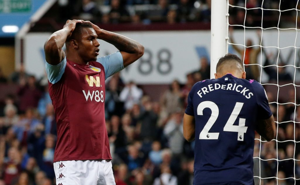 Aston Villa striker Wesley Moraes says his side cannot continue to lose games in the manner in which they went down 3-2 at Arsenal on Sunday.