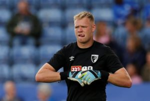 Aaron Ramsdale is happy to be finally showing what he is capable of doing as a goalkeeper at Bournemouth having suffered rejection earlier in his career.