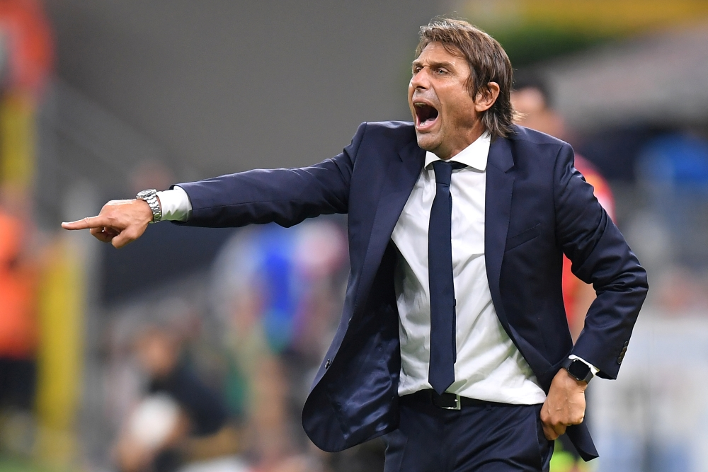 Antonio Conte says he's relishing his first experience of the Milan derby but admits his Inter team will need to improve if they are to claim the spoils.