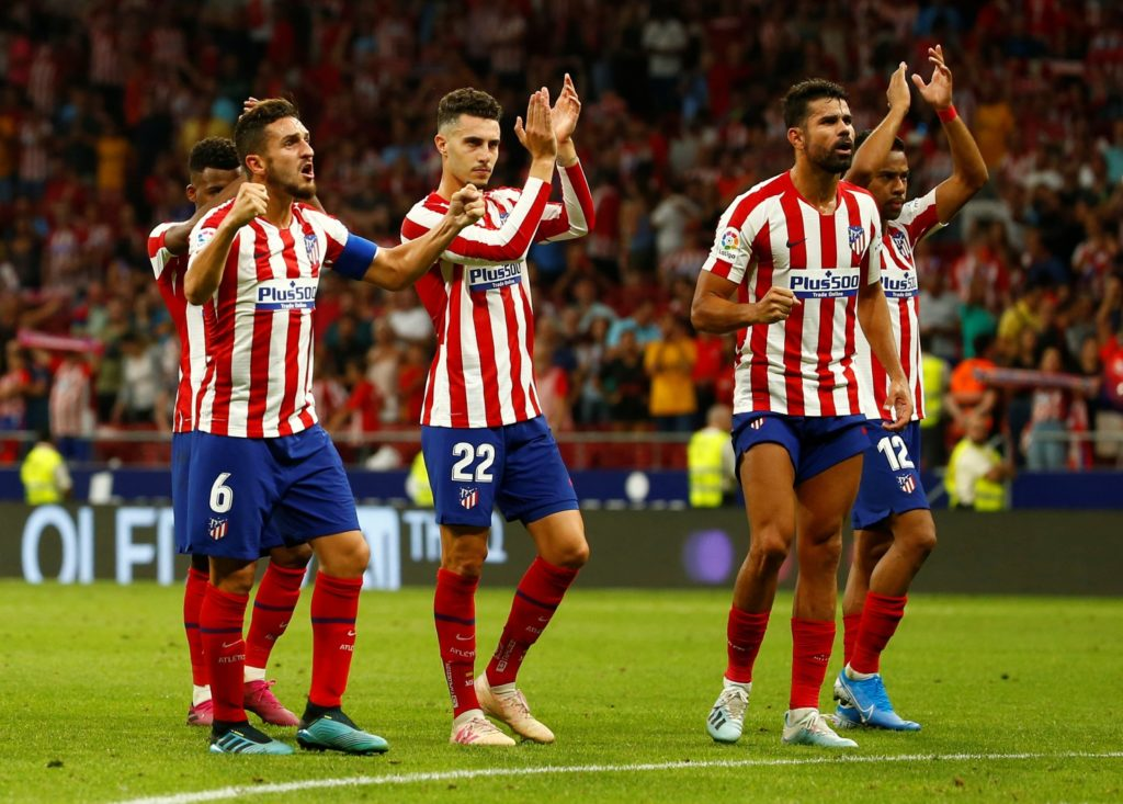 Former Atletico Madrid striker Diego Forlan believes the club will mount a serious challenge for the La Liga title this season.