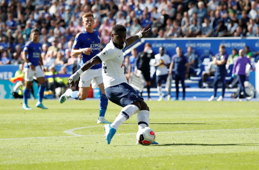 Mauricio Pochettino refused to criticise the officials or VAR after Tottenham slumped to a 2-1 defeat at Leicester in the Premier League on Saturday.