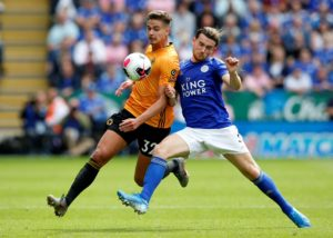 """Ben Chilwell has warned Leicester's rivals that they """"can beat anyone"""" on their day and they are aiming for a top-six finish this season."""