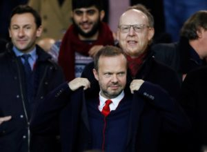 "Executive vice-chairman Ed Woodward says Manchester United remain focused on ""rebuilding the team"" under Ole Gunnar Solskjaer."