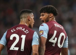 Anwar El Ghazi and Tyrone Mings stole the spotlight for all the wrong reasons on Monday night as the Aston Villa team mates nearly came to blows.