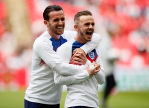 England boss Gareth Southgate feels it is necessary to be well-stocked in midfield as he never has a fully-fit squad available.
