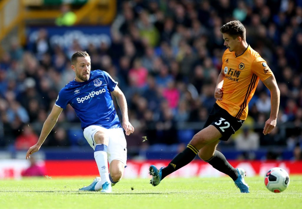 Many people are tipping Everton to break into the top-six this season and Gylfi Sigurdsson has been pleased with their start to the campaign.