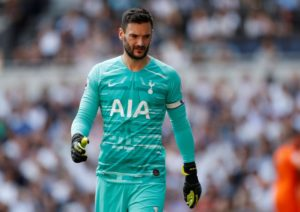 Hugo Lloris has admitted Tottenham are unlikely to be able to compete with Manchester City and Liverpool in the fight for the Premier League title this season.