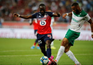Lille attacking midfielder Jonathan Ikone has revealed his delight after scoring on his international debut for France.