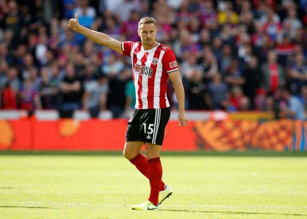 """Sheffield United defender Phil Jagielka is expecting to feel a """"mixture of emotions"""" when he returns to Everton in the Premier League on Saturday."""