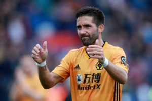 Wolves midfielder Joao Moutinho has penned a new deal.