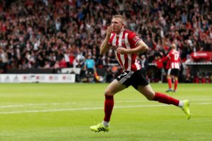 John Lundstram says the chance to prove people wrong is what has motivated both himself and Sheffield United so far this season.